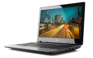 Das Acer C7 Chromebook.