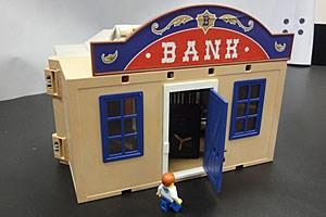 Bank spielen darf man in Österreich nur als Kind.