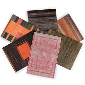50 Schritte braucht es, bis ein Teppich fertig ist, die meiste Arbeit macht das Knüpfen aus. Was das Design betrifft, gibt es keine Regeln mehr. Angesagt sind Patchwork, Vintage und Recycling.