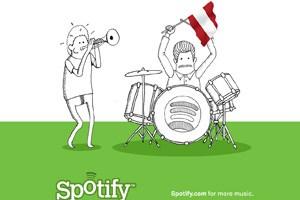 """""""Leider Geil"""" und """"Somebody That I Used to know"""" gehören zu den beliebtesten Spotify-Hits der ÖsterreicherInnen"""