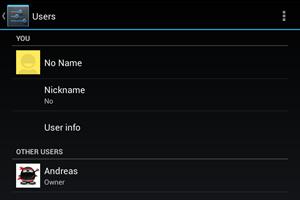 Die Einrichtung des Multi-User-Supports erfolgt über die Einstellungen des primären Accounts am Tablet.