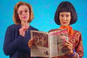 """Teil des Kurzfilmprogrammes zu 20 Jahren einer Bewegung (8.12. 20:00 im Schikaneder): """"Grrlyshow"""" porträtiert die einflussreichsten Grrrl Zines der 90er."""