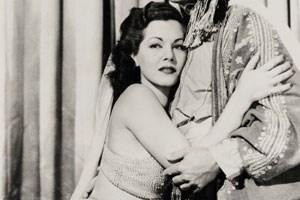 """Smith-Idol  María Montez als Scheherazade in """"Arabische Nächte"""" (1942) ..."""