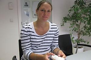 Lini Lindmayer will kein Dogma aus der Windelfrage machen.
