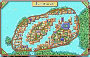 Schaltzentrale des Geschehens waren die Übersichtskarten der Städte.