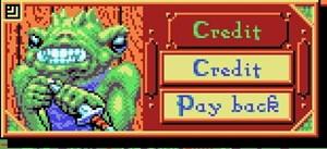 Unfreundlich zu Schuldnern: Der Zinshai.