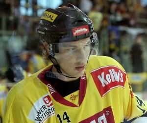 Patrick Peter (18/Vienna Capitals) ist einer jener Spieler im Wiener Nachwuchs, die sich in den letzten Jahren am besten entwickelt haben.
