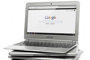 Ein aktuelles Chromebook von Samsung.