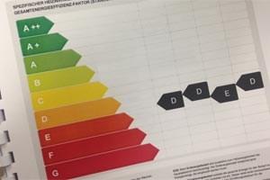 Vier Spalten mit Klassen-Einstufungen statt nur einer: Der neue Energieausweis gibt detaillierter über die energetische Qualität eines Gebäudes Auskunft.