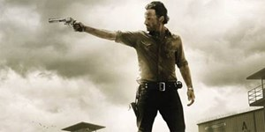 """The Walking Dead"" auf Fox."