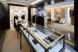 Das neue Louis-Vuitton-Schmuckgeschäft in Paris.