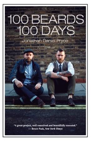 """Der Londoner Fotograf Jonathan Daniel Pryce fotografierte für sein Projekt """"100 Beards, 100 Days"""" täglich einen Bartträger. Das Ergebnis ist nun in einem Bildband versammelt."""