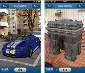 Minecraft-Bauten in reale Umgebungen zaubern ...