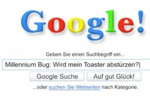 """Was Google-Nutzer fragen: """"Wird mein Toaster abstürzen?"""""""