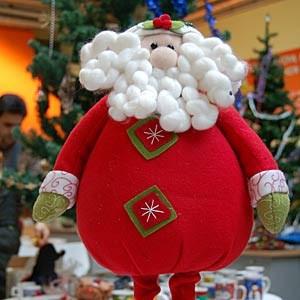 Weihnachtsdeko gibt es jetzt auf dem 48er-Basar.