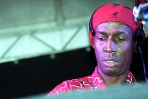 Joseph Saddler alias Grandmaster Flash.