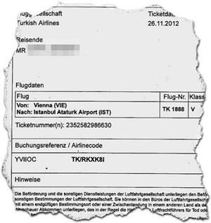 Asylwerber M. wäre freiwillig in die Türkei ausgereist.