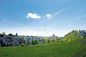Der Sieger in der Gesamtwertung aller Thermen in Österreich ich das Rogner-Bad Blumau.Informationen: Rogner-Bad Blumau