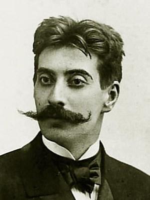 Felix Dörmann (1870-1928).