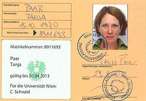 Tanja Paar ist nach 20 Jahren an die Uni zurückgekehrt.