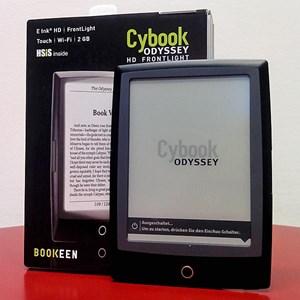 Der Bookeen HD Frontlight soll es mit Amazons Kindle Paperwhite aufnehmen.