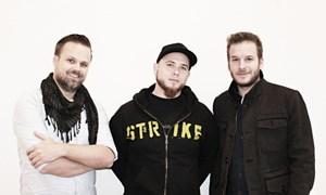Neu bei Wunderman PXP: Sebastian Schally, Niki Peterson, Michael Zenz
