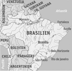 Anreise zum Beispiel mit TAP Portugal, American Airlines oder Delta; ab Wien immer mit Zwischenstopp(s). Brasilianisches Fremdenverkehrsamt, Börsenplatz 4, 60313 Frankfurt, 0049/69/96 23 87 33 oder 0049/69/21 97 12 76.Informationen: www.honetschlaeger.com www.schlebruegge.com