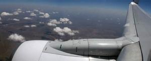 Rund 14.000 Jahre kann ein Passagier statistisch gesehen fliegen, bevor er in einen Unfall verwickelt ist.Info: IATA