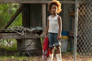 """Kleine Heldin, die sich nicht unterkriegen lässt: Quvenzhané  Wallis als Hushpuppy in """"Beasts of the Southern Wild""""."""