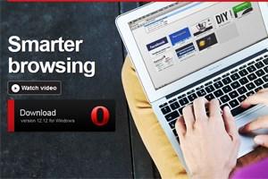 Opera veröffentlicht Version 12.12 seines Browsers