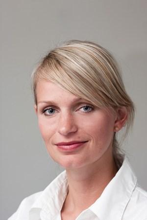 Simone Groos ist Projektleiterin bei der deutschen Stiftung Zuhören.