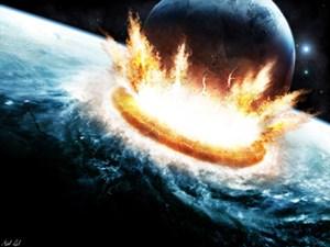 """Ein Bild von einem Untergang: """"Kommt die Apokalypse?"""", fragt Arte. Im Fernsehen schon."""