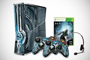 "Limitierte Xbox 360 im ""Halo 4""-Design"