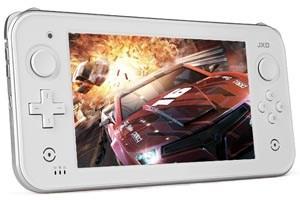 Sieht aus wie der Wii-U-Controller, ist aber keiner: Das JXD GamePad 2.