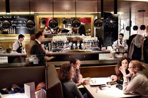 Das neue Figlmüller-Loakl heißt Joma, versteht sich als Café-Brasserie nach New Yorker Vorbild. Es gibt zwar Backhuhn - aber keine Schnitzel.
