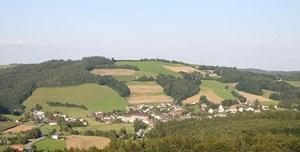 Bad Schönau in der Buckligen Welt ist Ausgangspunkt der Wanderung.