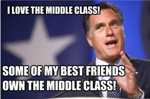 Mitt Romney inspirierte mehrere Memes.