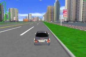 """""""Pyongyang Racer"""" führt durch Nordkoreas Hauptstadt."""