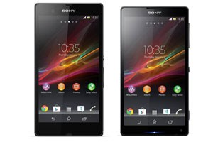 Sony hat zwei Xperia-Modelle in der Warteschleife.