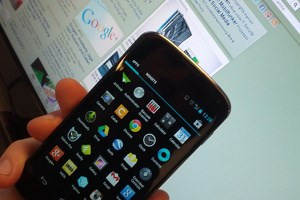 Googles Nexus 4.