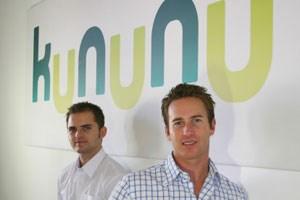 Mark (links) und Martin Poreda von kununu verkaufen ihr Portal an Xing.