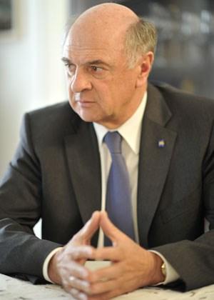 Landeshauptmann Erwin Pröll wird von 54 Prozent weiter im Amt gewünscht.