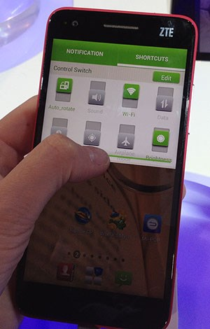 Die Anpassungen an Android wirken mitunter überholt.