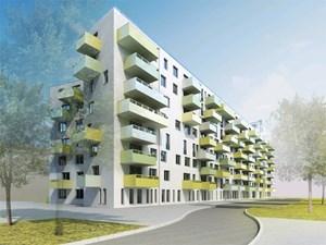 Fertigstellung ist für Herbst 2013 geplant.