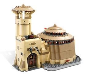 """Der """"Jabba's Palace"""" von Lego"""