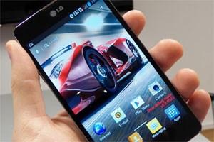 Das LG Optimus G ist ab März auch in Österreich verfügbar.
