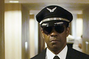 Trotzdem cool: Denzel Washington.