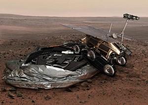 Bei ExoMars, der geplanten Rover-Mission der ESA, soll es erst ab 2016 zum Roten Planeten gehen. Direktor Jean-Jacques Dordain gibt sich optimistisch, dass das Raumsondenprojekt mit Unterstützung der russischen Raumfahrtbehörde Roskosmos etwas wird.