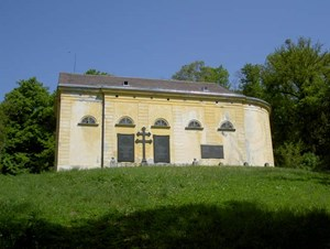 Das Mausoleum in Rappoltenkirchen.