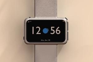 Zentrum der Bedienung ist der Lockscreen, der auch prominent die Uhrzeit wiedergibt.